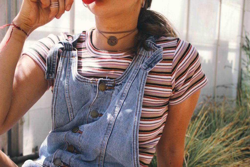 Summertime Stripes for women part 2
