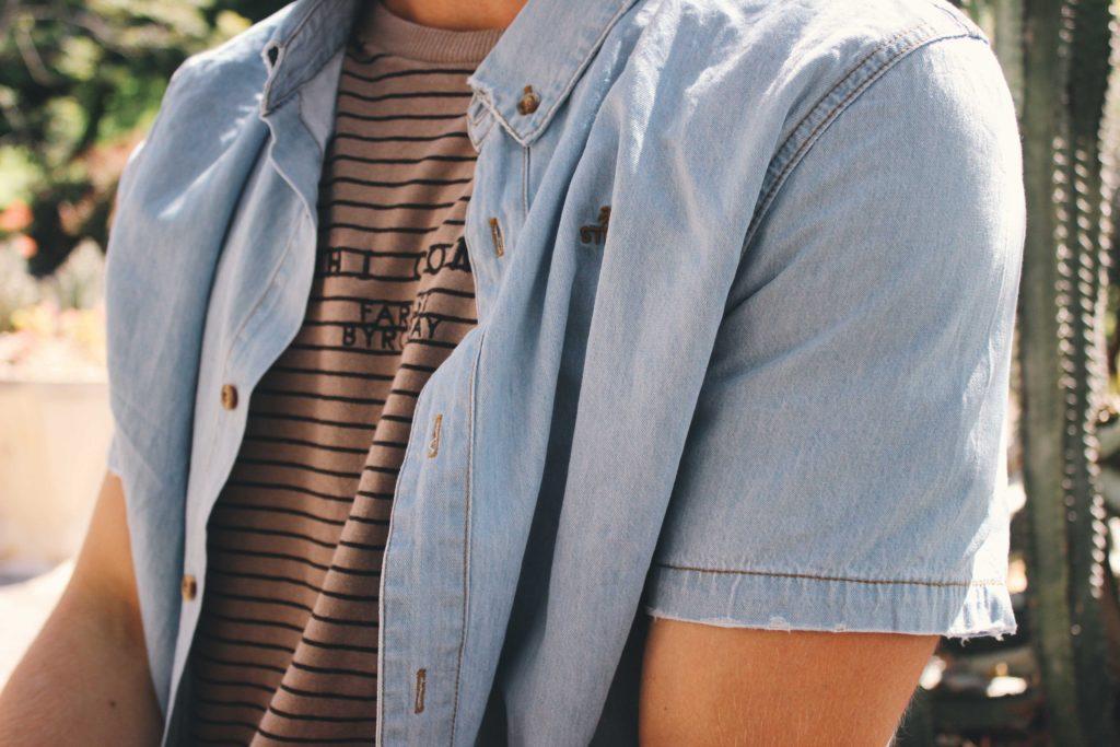 Summertime Stripes for men